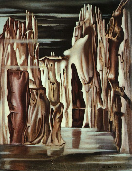 Surrealist Landscape