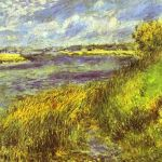 Banks of the Seine at Champrosay