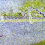The Siene at La Grande Jatte