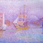 Harbour at Marseilles